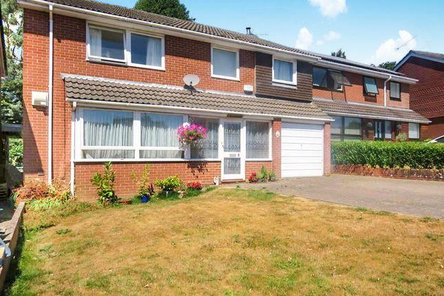 Thumbnail Detached house for sale in Oak Close, Lyndhurst