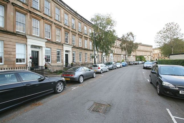 Thumbnail Flat to rent in St Vincent Crescent, Glasgow
