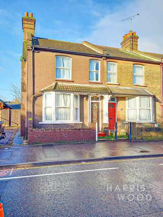 Thumbnail Detached house to rent in Broomfield Road, Chelmsford, Essex