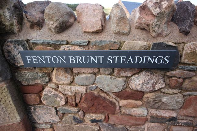 Thumbnail Terraced house to rent in The Granary, Fenton Brunt Steading, Innerwick, By Dunbar