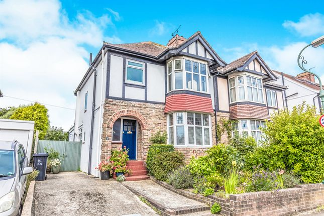 3 bed semi-detached house for sale in Orchard Gardens, Hove