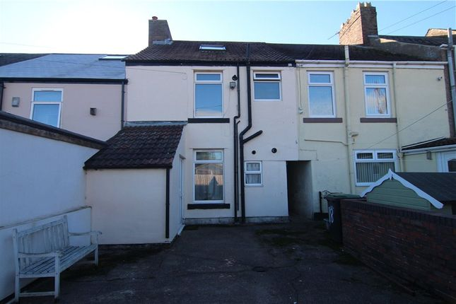 3 bed flat for sale in Commercial Street, Brandon, Durham DH7