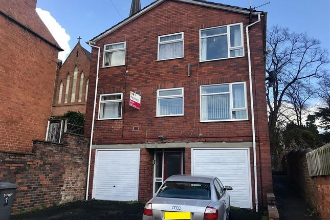 Thumbnail Flat to rent in Brook Street, Kidderminster