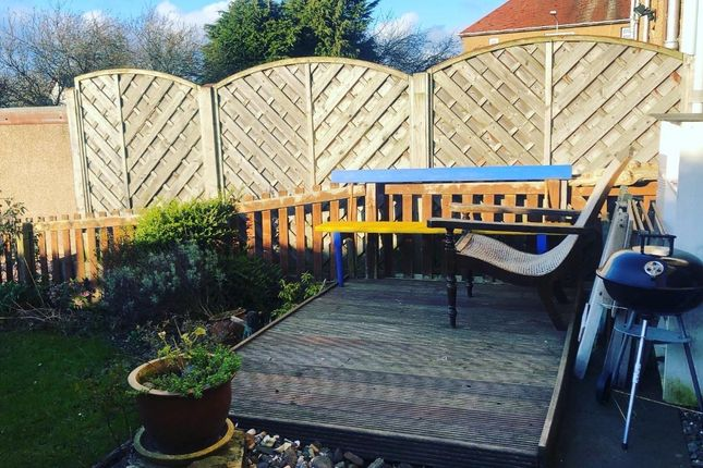 Thumbnail Terraced house to rent in Elizabeth Crescent, Newport-On-Tay, Fife