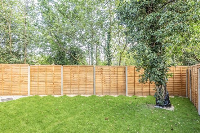 Garden View of Post Office Lane, George Green, Slough SL3