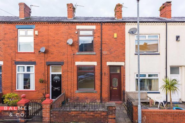 2 bed terraced house to rent in Peel Street, Leigh, Greater Manchester WN7