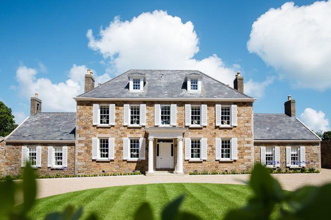Thumbnail Detached house for sale in La Rue De La Mare Des Pres, St. John, Jersey