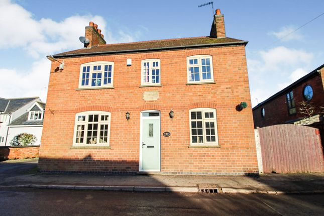 Thumbnail Detached house for sale in Main Street, Frolesworth