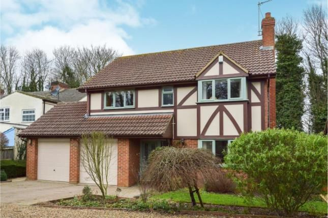 Thumbnail Detached house for sale in Wylie End, Bradville, Milton Keynes