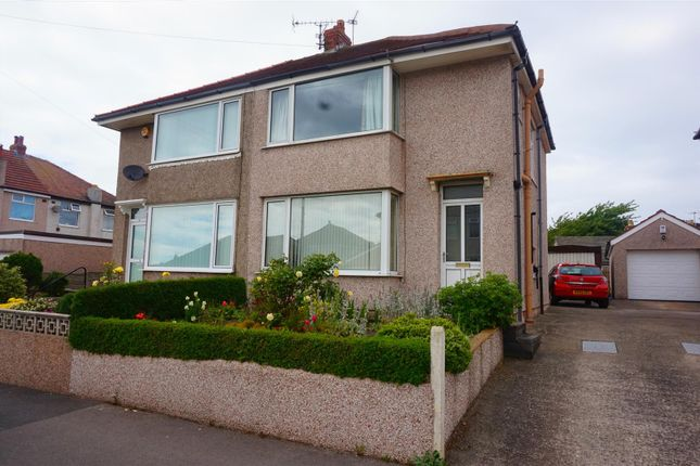 Thumbnail Semi-detached house to rent in Brendjean Road, Morecambe