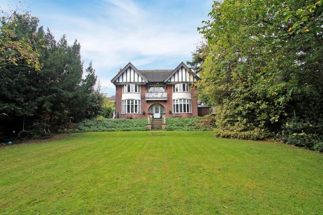 Thumbnail Detached house for sale in Burton Road, Gedling, Nottingham