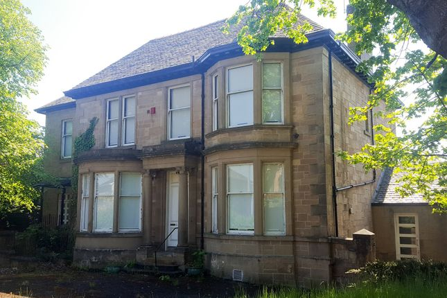 Thumbnail Detached house for sale in Newark Drive, Pollokshields