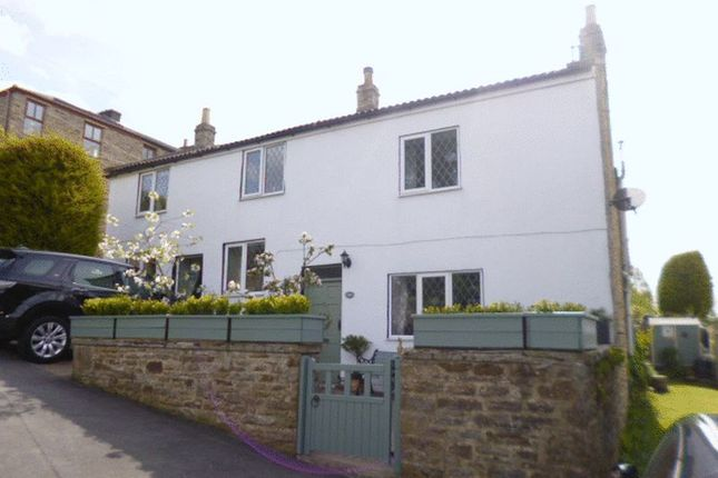Thumbnail Semi-detached house for sale in Crawleyside, Stanhope, Bishop Auckland