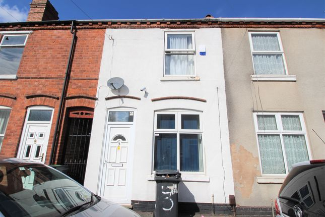 Thumbnail Shared accommodation to rent in Bright Street, Wolverhampton