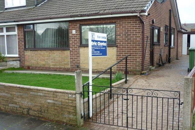 Thumbnail Bungalow to rent in Brookhouse Avenue, Farnworth