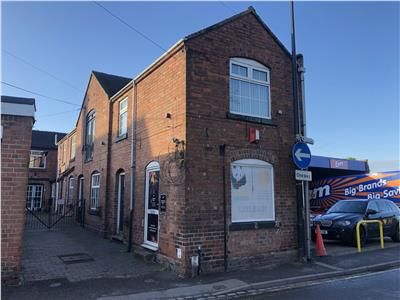 Thumbnail Office for sale in 1 Newcastle Street, Stone, Staffordshire