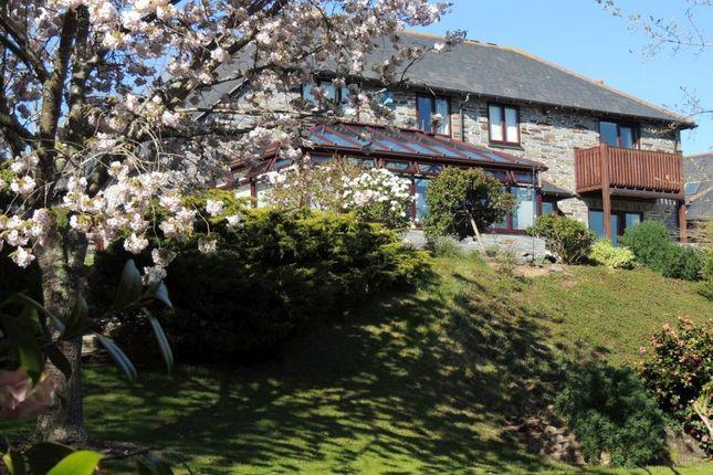 5 bed detached house for sale in Wood Drive, St. Mellion, Saltash PL12