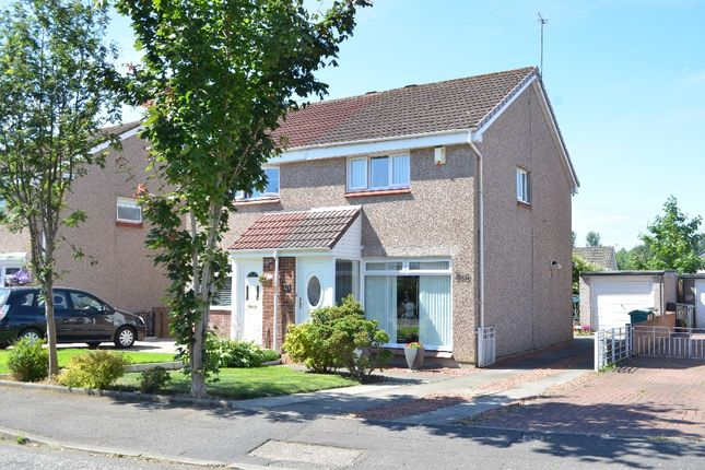 Thumbnail Semi-detached house for sale in Boyd Drive, Motherwell