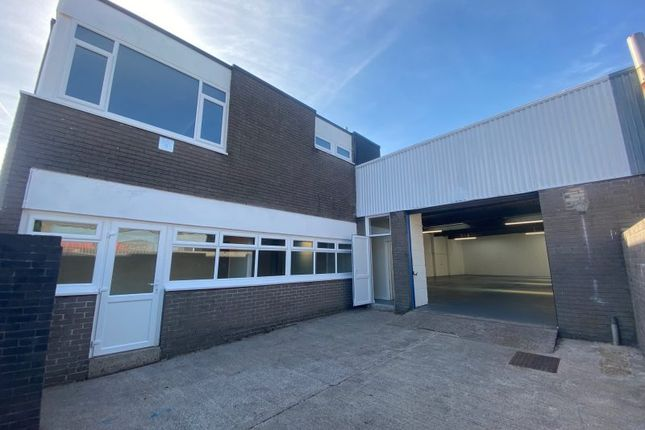 Thumbnail Industrial to let in Unit 20 Forgehammer Industrial Estate, Cwmbran