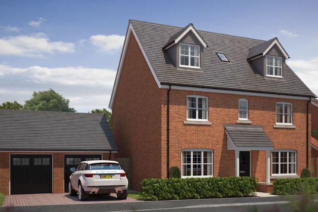 Thumbnail Detached house for sale in Colton Road, Shrivenham, Wiltshire
