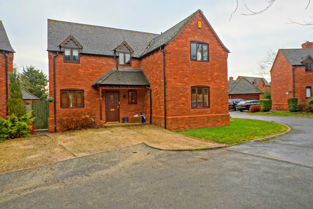 Thumbnail Detached house for sale in St. Michaels Close, South Littleton, Evesham
