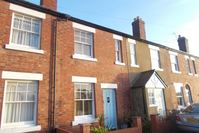 Thumbnail Terraced house to rent in Washford Road, Shrewsbury