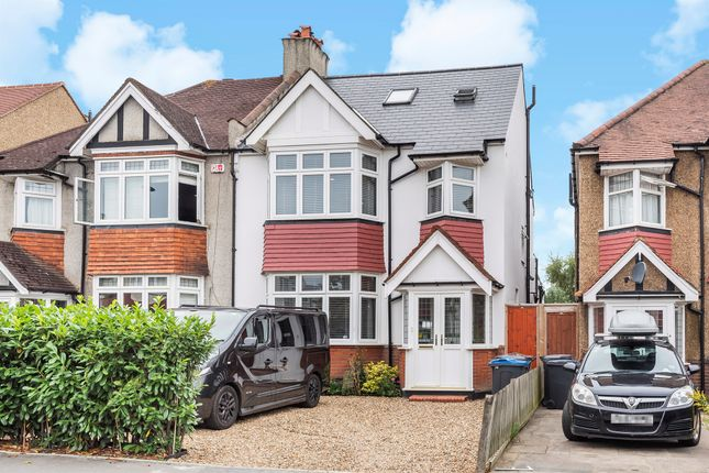 Thumbnail Semi-detached house for sale in Sefton Road, Addiscombe, Croydon