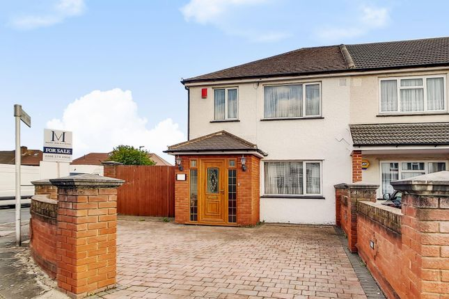 Thumbnail End terrace house for sale in Kingsbridge Road, Southall