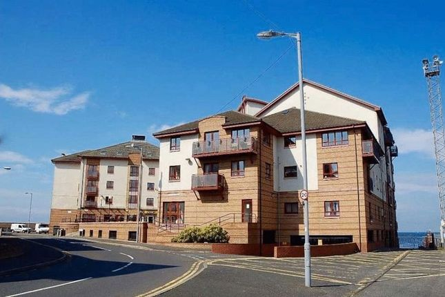 Thumbnail Flat for sale in Churchill Tower, South Harbour Street, Ayr