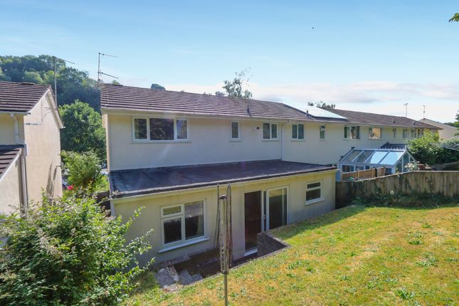 Thumbnail Semi-detached house for sale in Mill Meadow, Ashburton, Newton Abbot