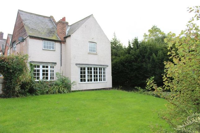 Thumbnail Detached house for sale in Old School Court, Main Street, Farnsfield, Newark