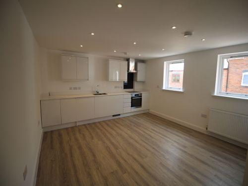Thumbnail Flat to rent in Morton House, Morton Street, Leamington Spa