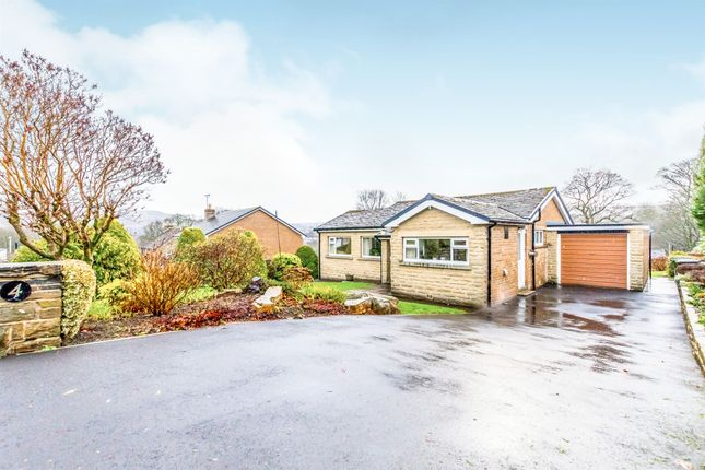 Thumbnail Detached bungalow for sale in Crodingley, Thongsbridge, Holmfirth