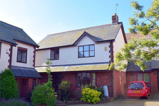 4 bed detached house for sale in Palmer Mews, Victoria Place, Budleigh Salterton