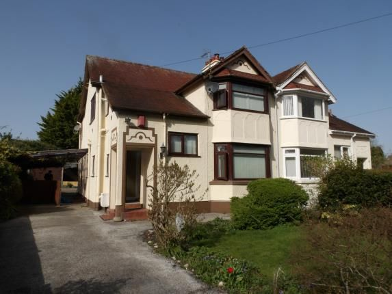 Thumbnail Semi-detached house for sale in Victoria Drive, Llandudno Junction, Conwy, North Wales