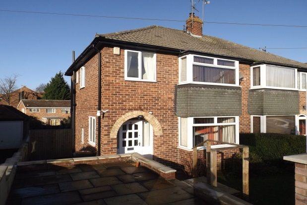 Thumbnail Semi-detached house to rent in St Margarets, Road, Knaresborough