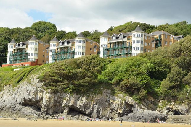 Thumbnail Flat for sale in Caswell Road, Caswell Bay, Swansea