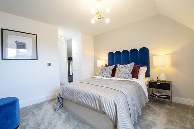 Master Bedroom of Plot 287 - The Ashford, Crowthorne RG45