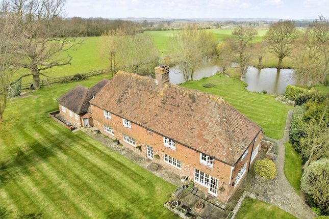 Thumbnail Detached house for sale in Bevenden Farmhouse, Great Chart, Kent