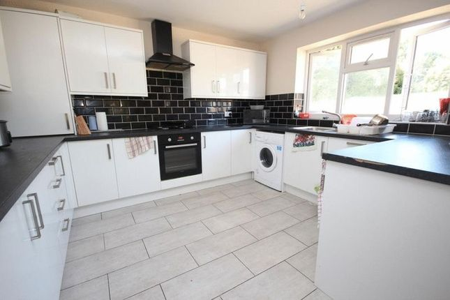 Thumbnail Detached bungalow for sale in Boundary Road, Hellesdon, Norwich