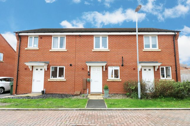 Thumbnail Terraced house for sale in Butterworth Close, Wythall, Birmingham