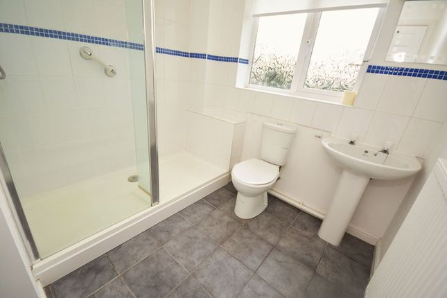 Shower Room of Cornelius Close, South Cornelly, Bridgend CF33