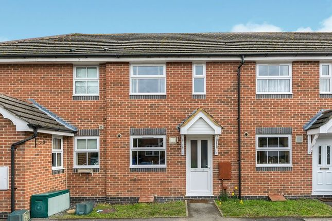 Thumbnail Terraced house to rent in Lower Canes, Yateley