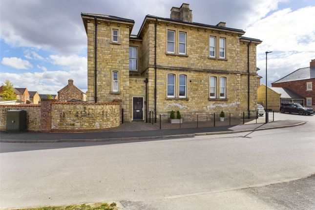 2 bed semi-detached house for sale in Chichester Road, Bracebridge Heath, Lincoln LN4