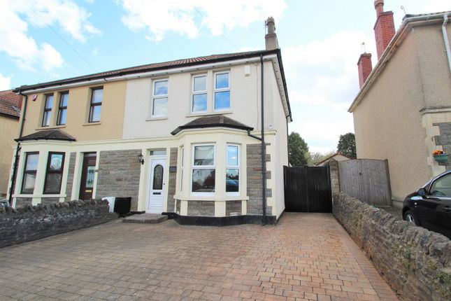 Thumbnail Semi-detached house for sale in Church Road, Soundwell, Bristol