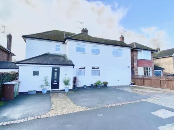 Thumbnail Detached house for sale in Templeoak Drive, Wollaton, Nottingham, Nottinghamshire