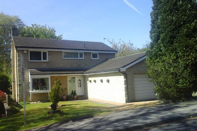 Thumbnail Detached house for sale in Oaklea Hall Close, Leeds