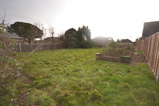 Thumbnail Land for sale in Building Plot - A Warblington Road, Emsworth