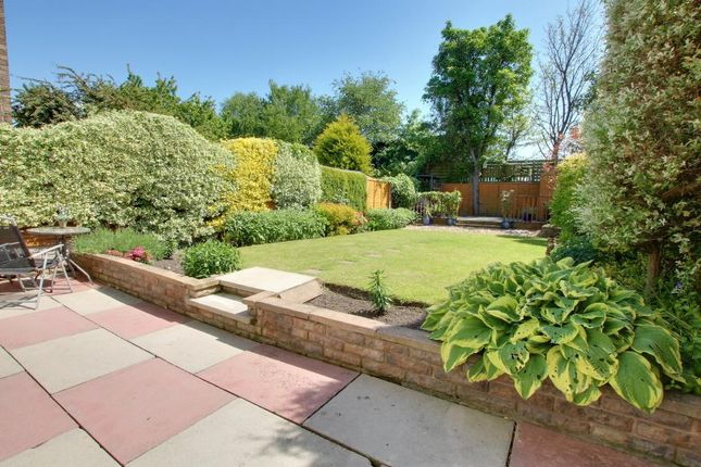 Garden At Back of Moorgate Avenue, Crosby, Liverpool L23