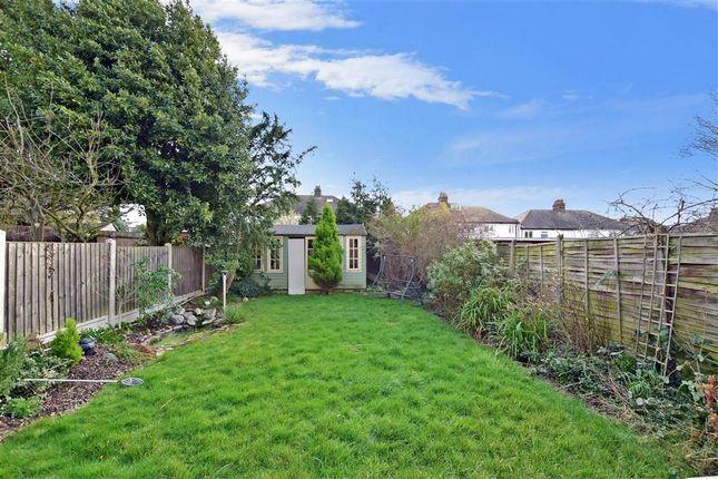 Rear Garden of Underwood Road, London E4